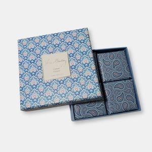 Vera Bradley 4 piece Cotton Flower Soap Gift Set
